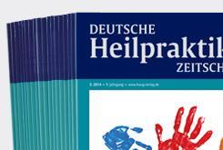 Deutsche Heilpraktiker Zeitschrift